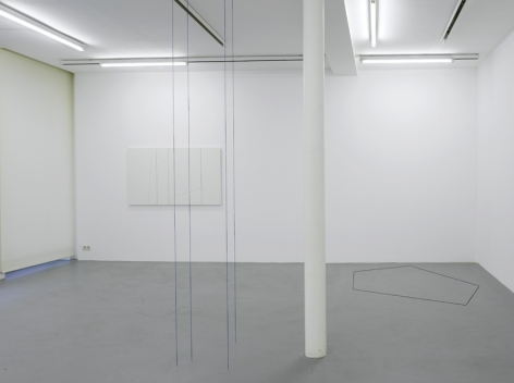 Fred Sandback – installation view 4