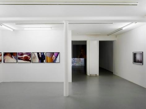Marie José Burki – installation view 1