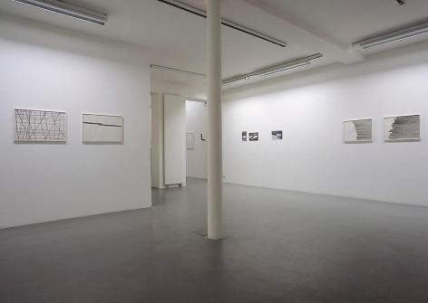 Silvia Bächli– installation view 4