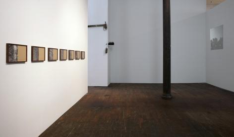 Helen Mirra: Waulked, – installation view 5