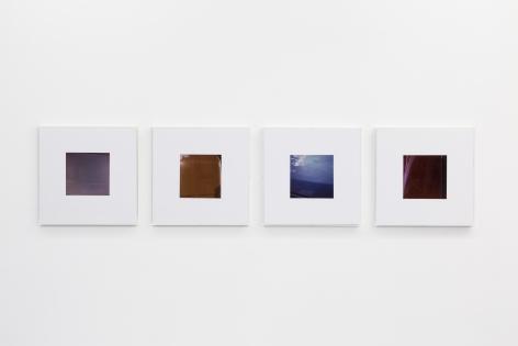 Colorstudy F1, 2, 3, 4, 1976