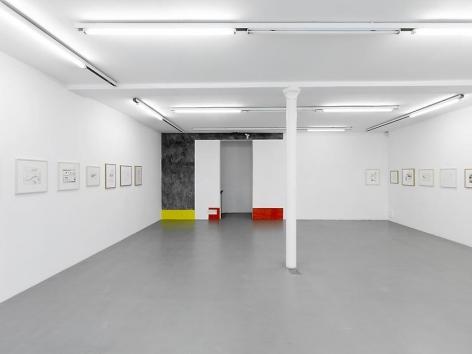 Ernst Caramelle – installation view 7