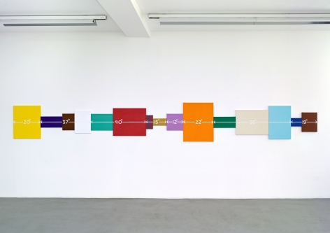 1998 – 2007: Painting, Sculpture and Installation, Galerie Nelson-Freeman, Paris, France.