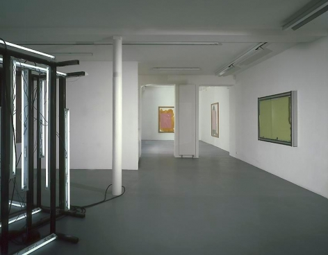 Pedro Cabrita Reis – installation view 1