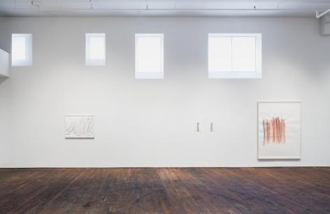 Silvia Bächli: further. evolves.– installation view 7