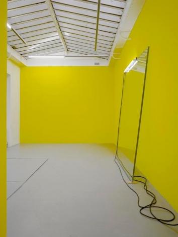 Pedro Cabrita Reis: Abstr(action).– installation view 6