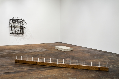 Richard Serra, Candle Piece