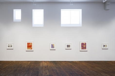 Ernst Caramelle: serious candy revisited – installation view 5