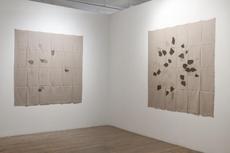 Helen Mirra: Field Notation– installation view 4