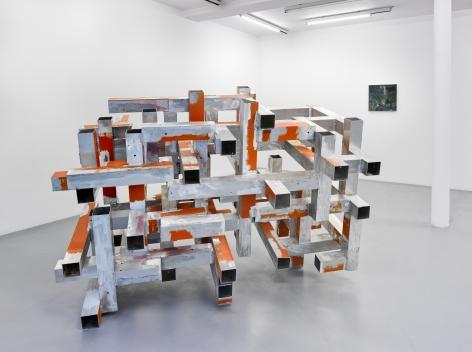 Pedro Cabrita Reis– installation view 2,