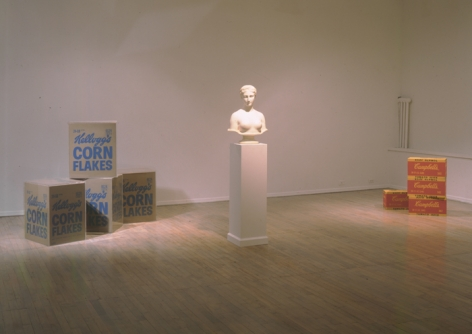 The Ideal Object: Hiram Powers (1848) and Andy Warhol (1964) – installation view 3