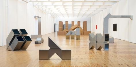 Charlotte Posenenske: A Retrospective , Dia: Beacon, New York.