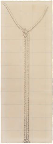ALEX HAY, Untitled (String for Cargo Tag)