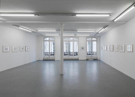 Ernst Caramelle – installation view 6