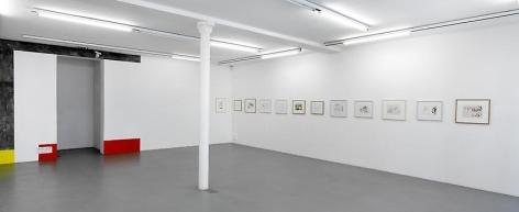 Ernst Caramelle – installation view 9