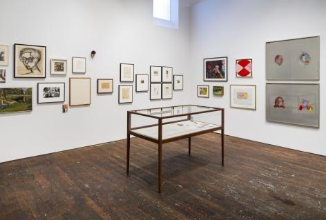 Deadeye Dick: Richard Bellamy and His Circle– installation view 22