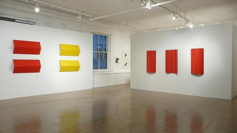 Charlotte Posenenske: Prototypes for Mass Production (1965 - 1967) – installation view 3