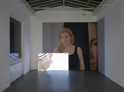 Marie José Burki – installation view 2