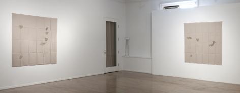 Helen Mirra: Field Notation – installation view 1