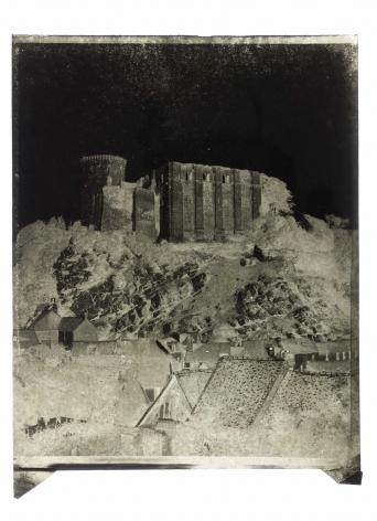 BARON LOUIS-ADOLPHE HUMBERT DE MOLARD (1800–1874), sans titre (vue de Falaise) 3