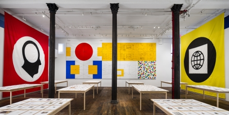 Pantograph, Peter Freeman, Inc., New York