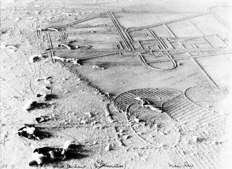Man Ray Elevage de Poussière (Dust Breeding)