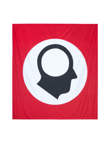 Matt Mullican Untitled (5 Banners, Tamayo)
