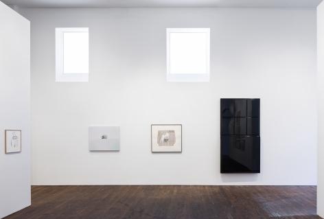 Souvenirs de Paris– installation view 3