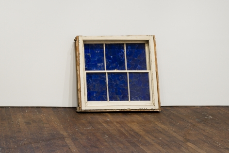 Lucy Skaer Further Consumption / Blue Window
