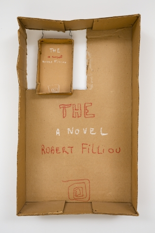 THE, A Novel, Robert Filliou, c. 1976