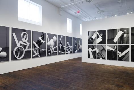 Scenes from a Photo-Novel, Peter Freeman, Inc., New York