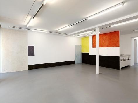 Ernst Caramelle – installation view 2