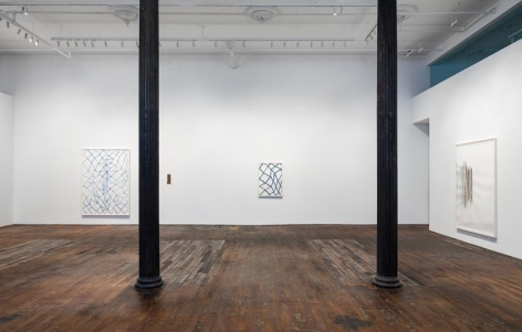 Silvia Bächli: further. evolves.– installation view 12