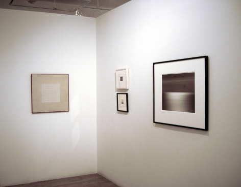 Nothing and Everything Presented by Peter Freeman, Inc. and Fraenkel Gallery – installation view 7
