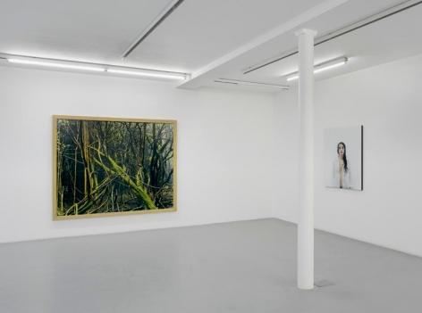Eric Poitevin – installation view 1