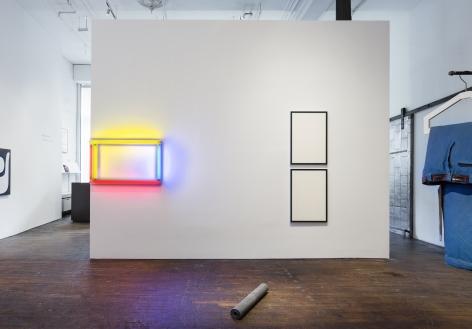 Deadeye Dick: Richard Bellamy and His Circle– installation view 2