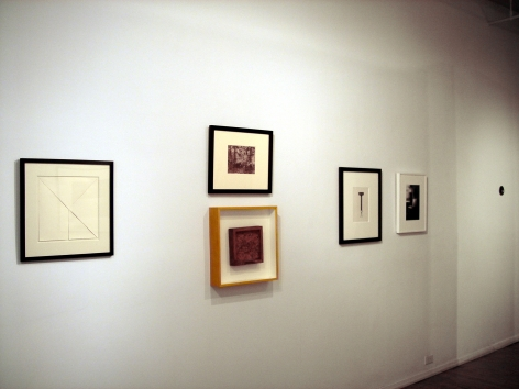 Nothing and Everything Presented by Peter Freeman, Inc. and Fraenkel Gallery – installation view 6