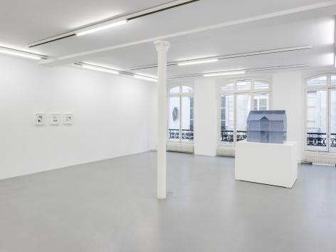 Rachel Whiteread– installation view 6