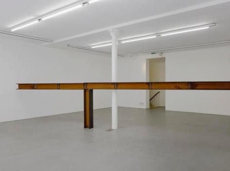 Pedro Cabrita Reis: Abstr(action).– installation view 11