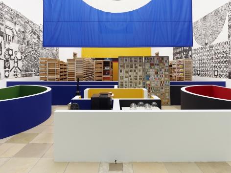 Organizing the world, Haus der Kunst, Munich
