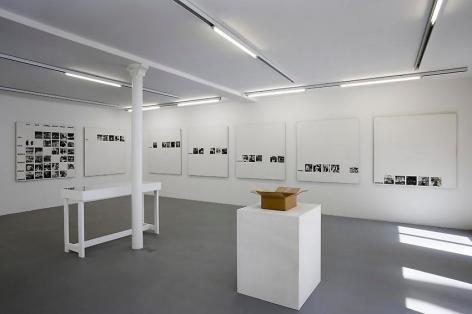 Robert Filliou:Je Meurs trop– installation view 11