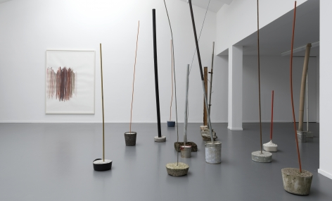 Silvia Bächli & EricHattan: Situer la différence, Centre culturel suisse, Paris