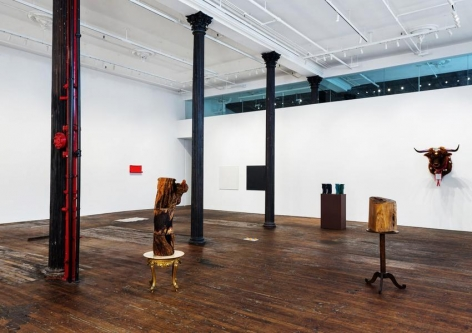 Summer Reading,curated by Richard Wentworth– installation view 5