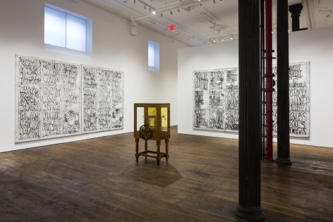 Universal Perspective - installation view 18