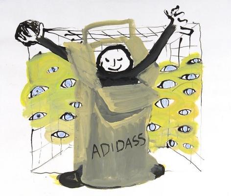 Marque Adidas 2002