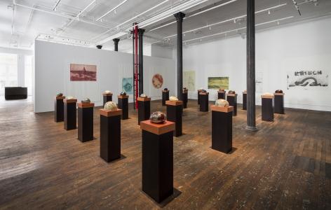 Thomas Schütte– installation view 12
