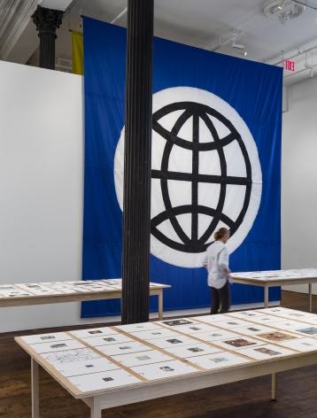 Matt Mullican: Pantagraph– installation view 3