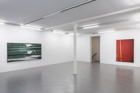 Jan Dibbets: New Colorstudies 1976/2012 – installation view 7