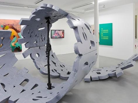 25th Anniversary, Peter Freeman, Inc., Paris– installation view 2