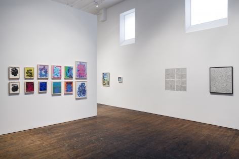Let the Drummer Get Some– installation view 2